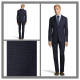 Made to Measure Slim Fit 100% Wool Fabric Business Suit for Men