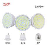 GU10 MR16 E27 Energy Saving Bulb LED Spotlight Lampada LED Lamp