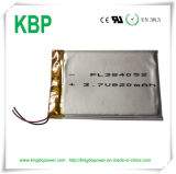 Asset Tracking Rechargeable Li-Polymer Battery 3.7V 5ah for GPS Trailer Tracking Systems