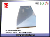 3mm ESD PMMA Sheet for Dust-Free Workshop