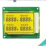 Custom Competitive Price Tn/Htn Segment LCD Display