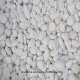 Snow White Stone Pebble for Garden Landscaping