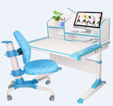 2016 Height Foldable Ergonomic Children Study Table and chair Set Bedroom Furniture Model Hy-C100