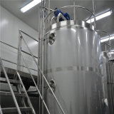 Stainless Steel Top Mixing Tank