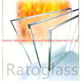 Fire Resistant Glass Price 30min 60min 90min Fire Proof Glass for Door