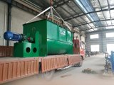 Industrial Horizontal Double Ribbon Blender Mixer Machine for Dry Powder Mixing 10m3
