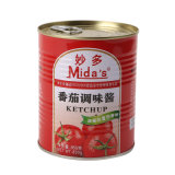 850g Canned Tomato Ketchup Easy Open Tomato Sauce