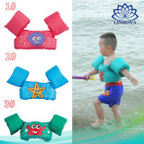 Learning Swimming Garment Snorkeling Vest Safety Jacket Foam Cartoon Baby Arm Ring Buoyancy Vest