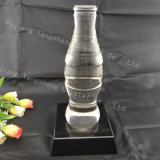Coca-Cola Crystal Model Coke Bottle Mineral Water Bottle Wholesale Custom Crystal Souvenirs