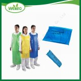 Reusable Disposable Plastic HDPE LDPE Aprons on Roll