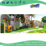 Commercial Kids Wooden Outdoor Playground for Sale (HJ-14803)