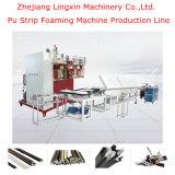 Lingxin Brand Polyurethane PU Coated Sealing Strip Making Machine /Coated Sealing Strip Production Line /Coated Sealing Strip Machine /PU Gasket Foaming Machine