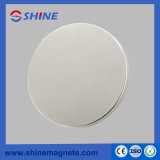 Nickle Plated Rare Earth Strong Neodymium Disc Magnet