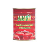 Wholesale Canned Tomato Paste with 400g