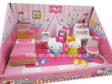 Classic Hello Kitty Plastic Toy High Quality