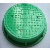 on Sales-Fiberglass FRP/GRP Composite Round Manhole Cover/Casting
