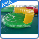 Beach Use Seaside Inflatable Water Sofa Flying Towables Boat Inflatable Crazy UFO