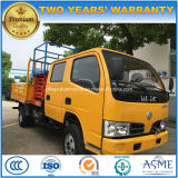 8-10 Meters Double Cab High Lift Platform Truck