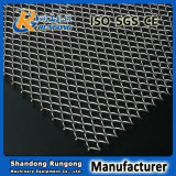 304 Conventional Mesh Wire Rope Conveyor Belt