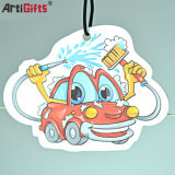 Factory Cheap Wholesale Promotion Custom Hanging Paper Car Air Freshener