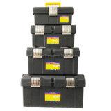 Wholesale Portable Hard Case Metal Wooden Hand Tool Set Organizer Box
