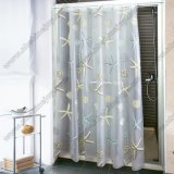 Waterproof Bathroom PEVA Shower Curtains