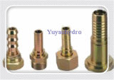 Hydraulic Flange Connector Crimp Hose Fittings Adapters