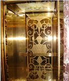 201 Golden Titanium Mirror Etching Low Price Stainless Steel Sheet