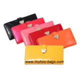 Fashion Real Leather Wallet for Lady (MH-2065)
