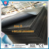 4′*6′ Rubber Stable Mats, Rubber Animal Mats, Anti-Slip Floor Mat