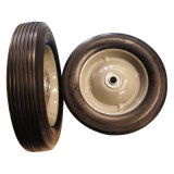 "10inch 10""X1.75 Solid Rubber Trolley Wheel"