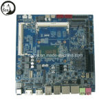 Embedded Motherboard with Dual LAN and Dual HDMI, Supporting 5th Gen I3 5005u