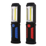 COB 3.7V1200mA Li-Battery Rechargeable LED Working Lamp