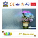 3-8mm Clear Nashiji Patterned Glass Used for Window, Furniture, etc