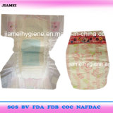 Cloth-Like Breathable Soft Backsheet Disposable Baby Nappies