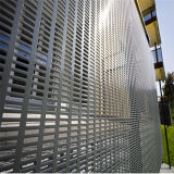 Dust and Wind Proof Wall Flexible Perforated Metal