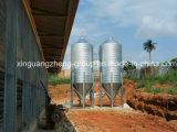 Steel Structure Egg Chicken House in Kumas of Ghana