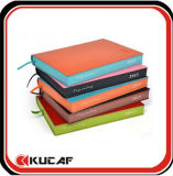PU Diary Notebook with Color Edge (KCz-00082)