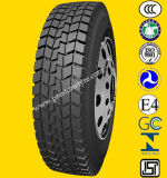Drive Tubeless Radial Truck Tyre 8.5r17.5, 9.5r17.5 8r19.5 Triangle Tire