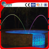 Pool Colourful Laminar Fountain