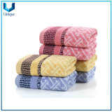 Wholesale High Weighted 100% Pure Cotton Towel Absorbent and Soft Towels 75X35cm for Promotion Corporate Gift