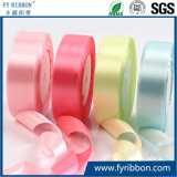Personalized 100% Polyester Colorful Satin Ribbon with Best Price