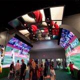Flexible Rubber LED Screen Indoor Shape Creative Soft LED Module