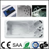 New Design Luxury Whirlpool Swimming Pool Hot Tub (Gaea)