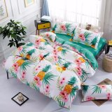 Ultra Soft Cheap Printed Polyester Bedding Set