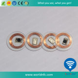 125kHz Low Frequency PVC RFID T5577 Smart Coin Card