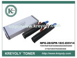 Copier Toner Cartridge for Canon GPR-18/NPG 28/C-EXV 14