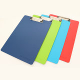 Custome Good Quality Colorful A4 Writing Clipboard PP Foam Folder