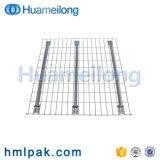Storage Galvanized Standard Size Waterfall Pallet Rack Wire Mesh Decking