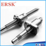 Performance Design Ball Screw with Single Nut and Brackets